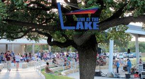 Live at the Lake - WALKIN' JOHNNY IN CONCERT @ Wichita Falls Museum of Art