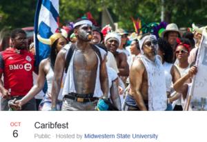 Caribfest @ Midwestern State University   Wichita Falls   Texas   United States