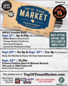 Top of Texas Market @ MPEC Exhibit Hall | Wichita Falls | Texas | United States
