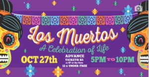 Los Muertos: A Celebration of Life @ Wichita Falls   Texas   United States