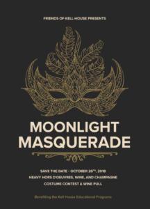 Moonlight Masquerade @ Kell House Museum   Wichita Falls   Texas   United States