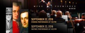 Wichita Falls Symphony Orchestra Premieres at Akin