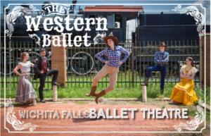 WF Ballet Theatre: The Western Ballet @ Memorial Auditorium | Wichita Falls | Texas | United States
