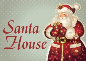 Santa House at the Kell House Museum @ Kell House Museum | Wichita Falls | Texas | United States