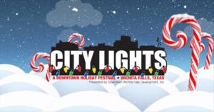 City Lights Parade @ Downtown Wichita Falls