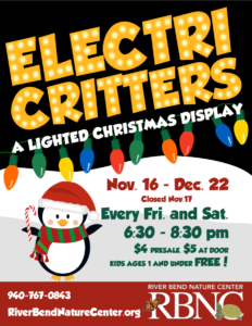 ElectriCritters @ Riverbend Nature Center | Wichita Falls | Texas | United States