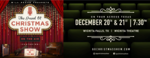 The Grand Ol Christmas Show @ The Wichita Theatre | Lawrence | Kansas | United States