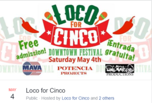 Loco for Cinco