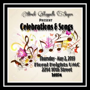 Celebrations & Songs @ Floral Heights UMC