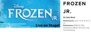 Wichita Theatre: Disney FROZEN jr