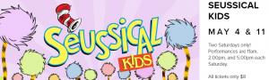 Wichita Theatre: Seussical Kids @ The Wichita Theatre