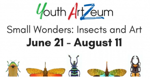 ArtZeum – Small Wonders: Insects and Art @ The Kemp