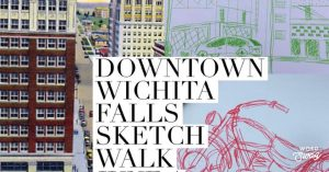 Downtown Sketch and Walk @ Downtown Farmers Market