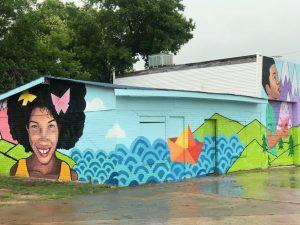 10 Ways to Enjoy the Eastside Murals - Wichita Falls Alliance of