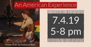 An American Experience @ 9th Street Studios