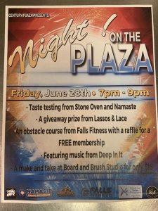 Night! on the Plaza @ Century Plaza
