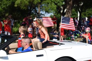 Old-Fashioned Fourth of July and Most Patriotic Parade @ Kell House Museum