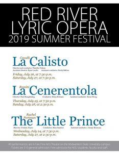 Red River Lyric Opera @ Fain Fine Arts Theatre