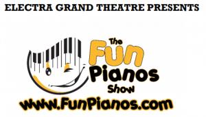 Fun Pianos, Electra TX @ Electra Grand Theatre