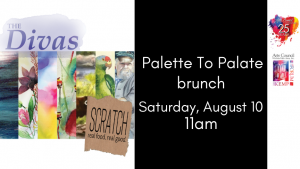 Palette to Palete - The Divas and Scratch @ Galleria at the Forum