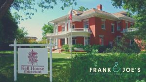 FREE Kell House Museum Tours and Coffee! @ The Kell House Museum