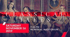 WFSO: Classical Tales @ Memorial Auditorium