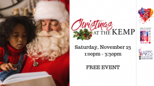 Christmas at the Kemp @ The Kemp Center for the Arts