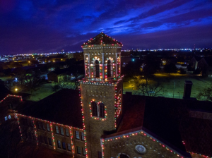 MSU-Burns Fantasy of Lights @ Midwestern State University