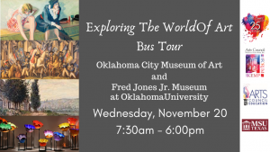 Exploring the World of Art - Bus Tour