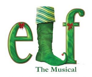 the Wichita Theatre Presents: Elf, the Musical @ The Wichita Theatre