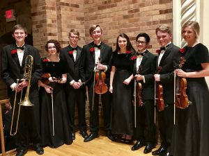 Youth Symphony Orchestra Fall Concert @ MSU Akin Auditorium