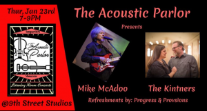 Acoustic Parlor: @ 9th Street Studios