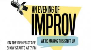 An Evening of Improv @ Backdoor Theatre