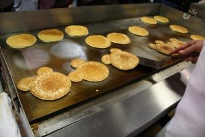 64th Annual Pancake Festival @ J'S. Bridwell Agricultural Center