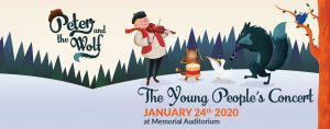 Young People's Concert: Peter and the Wolf