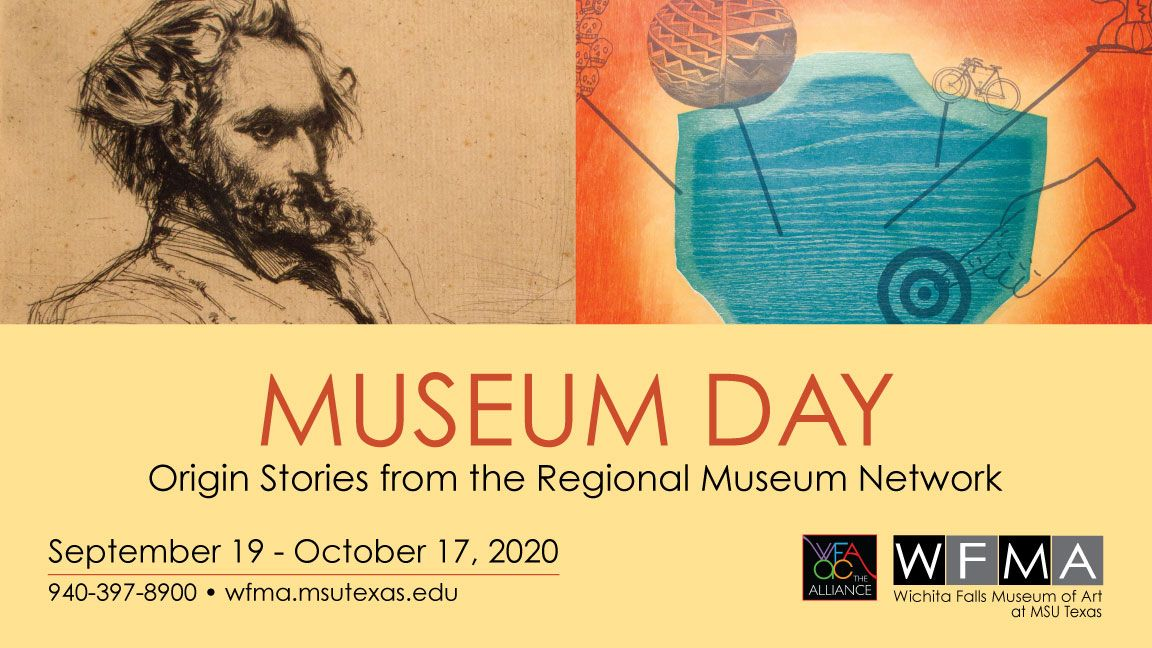 Origin Stories from the Regional Museum Network @ Museum of Art at MSU Texas