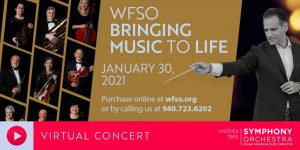 WFSO: Bringing Music to Life (virtual)